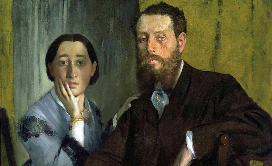 Edmondo e Therese Morbilli