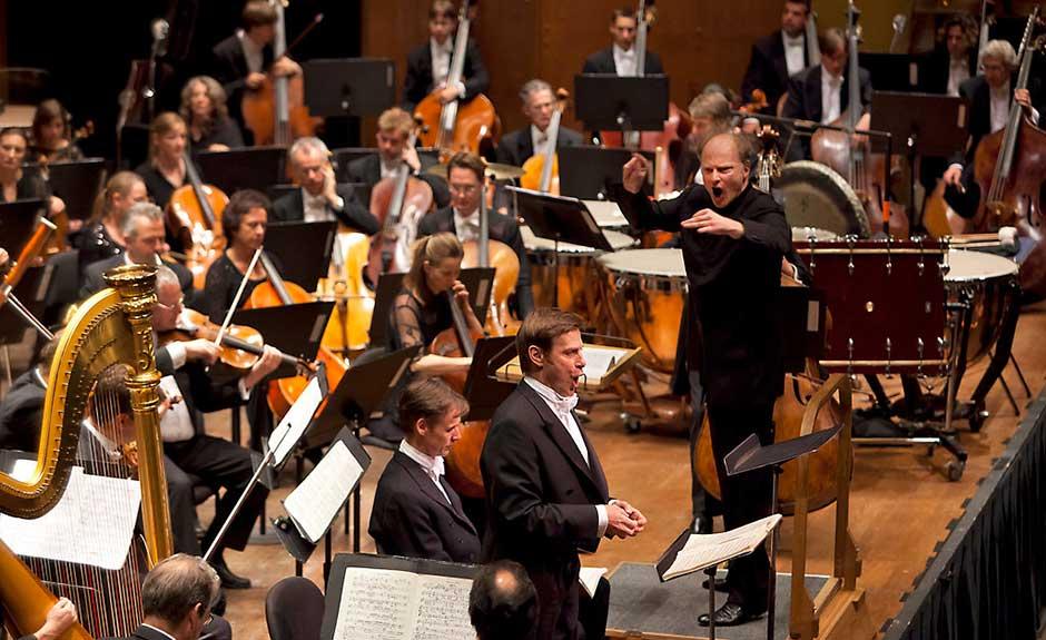 Gianandrea Noseda dirige la London SymphonYOrchestra