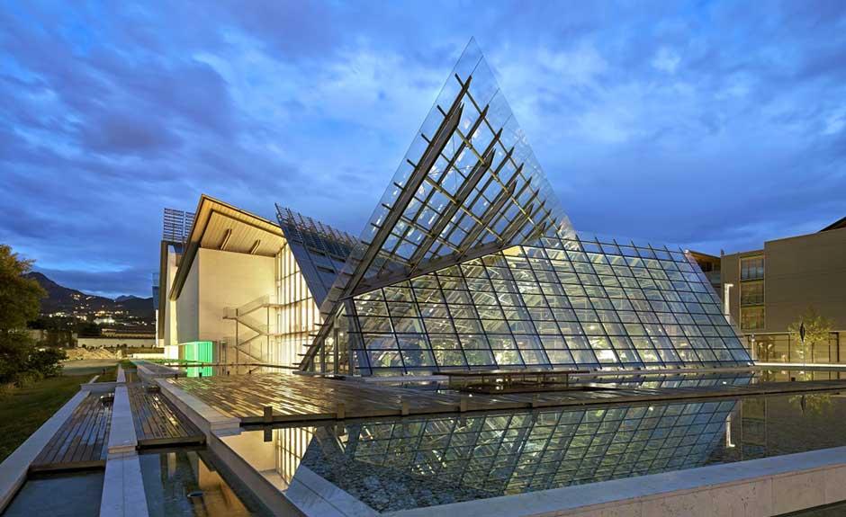 Il Museo delle Scienze di Trento (MUSE)