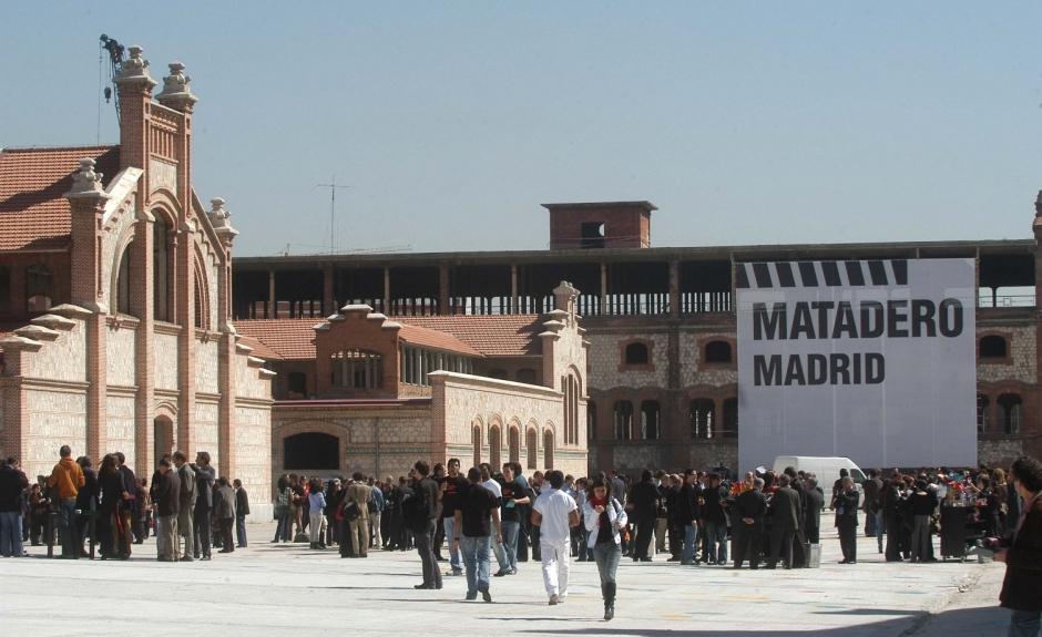 Matadero di Madrid