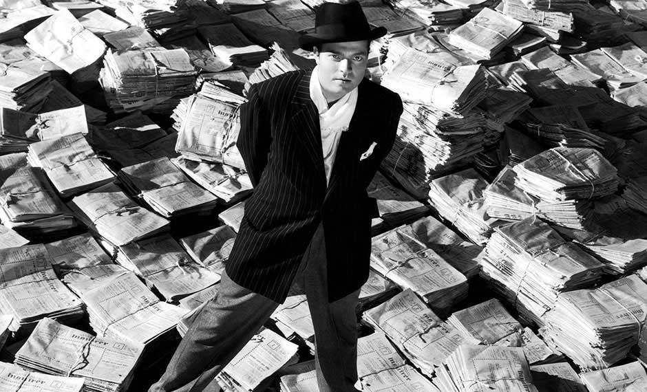 Quarto potere, OrsonWells (1941)