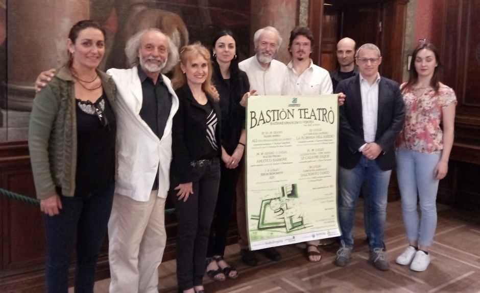 Bastion teatro 2017