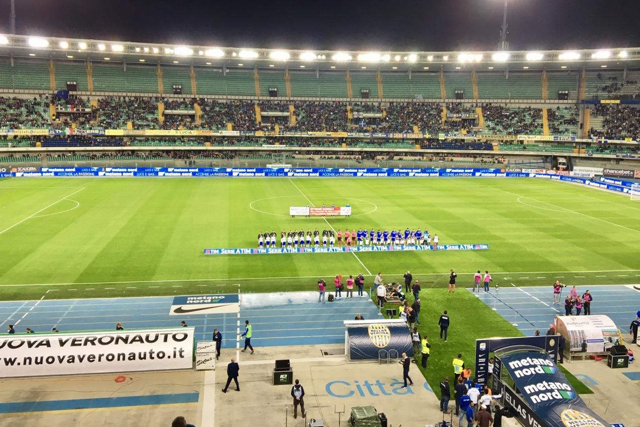 Verona-Sampdoria