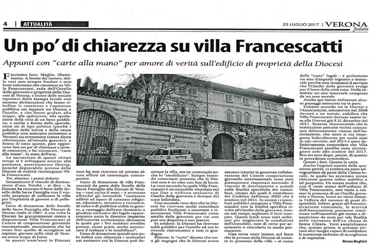 Villa Francescatti