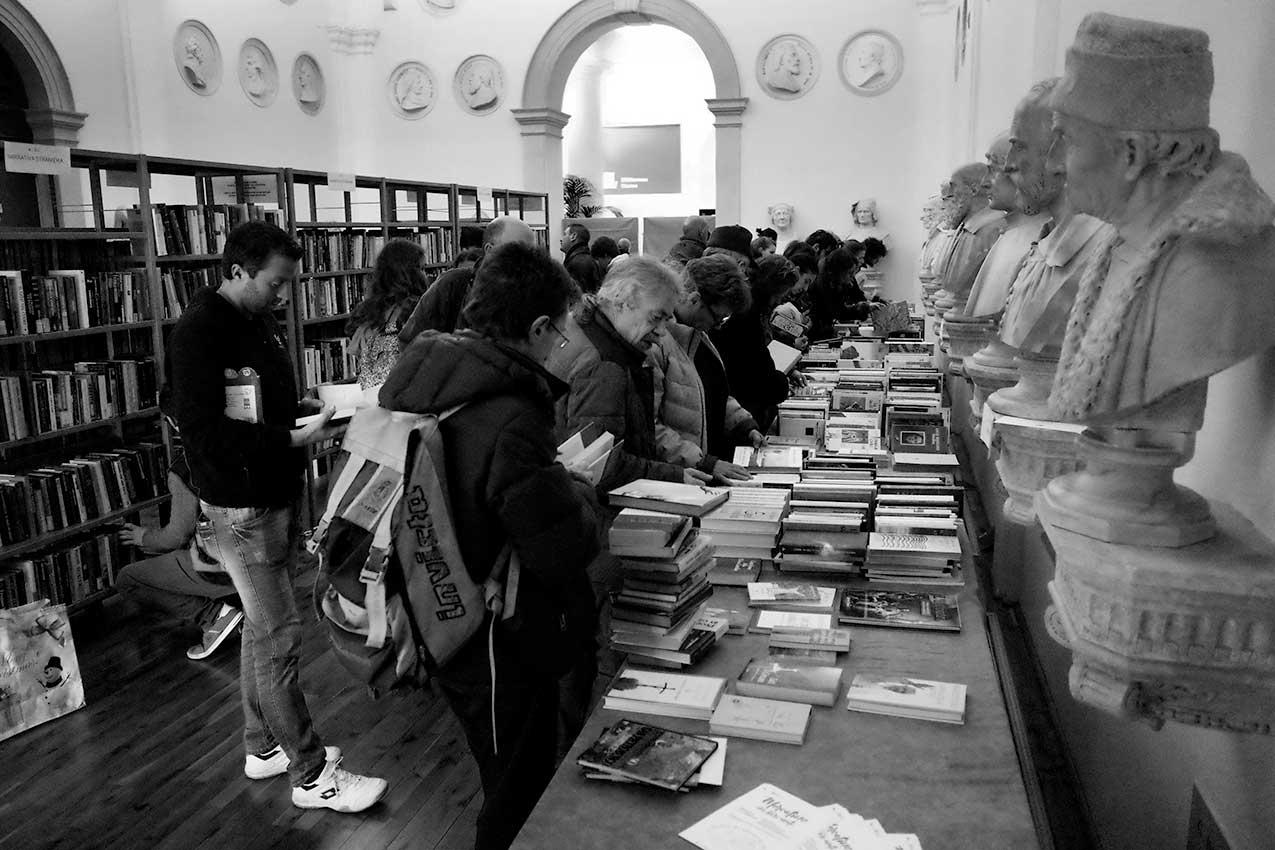 Verona, Biblioteca Civica (Foto Arch.)