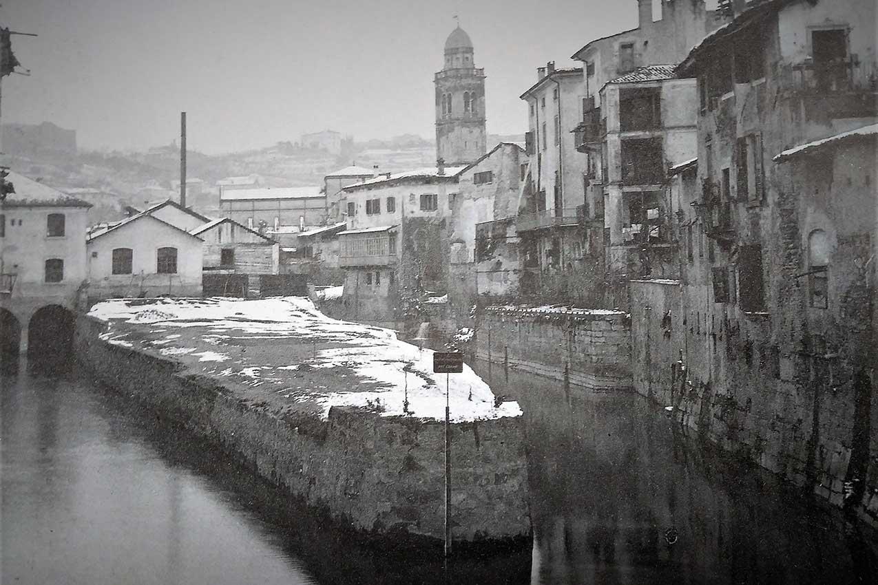 Isolo a Verona Borsalino