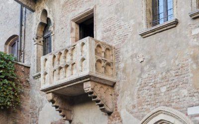 Balcone di Giulietta - Verona