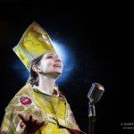 La Papessa di Ippogrifo trionfa a Teatrofficina 2018