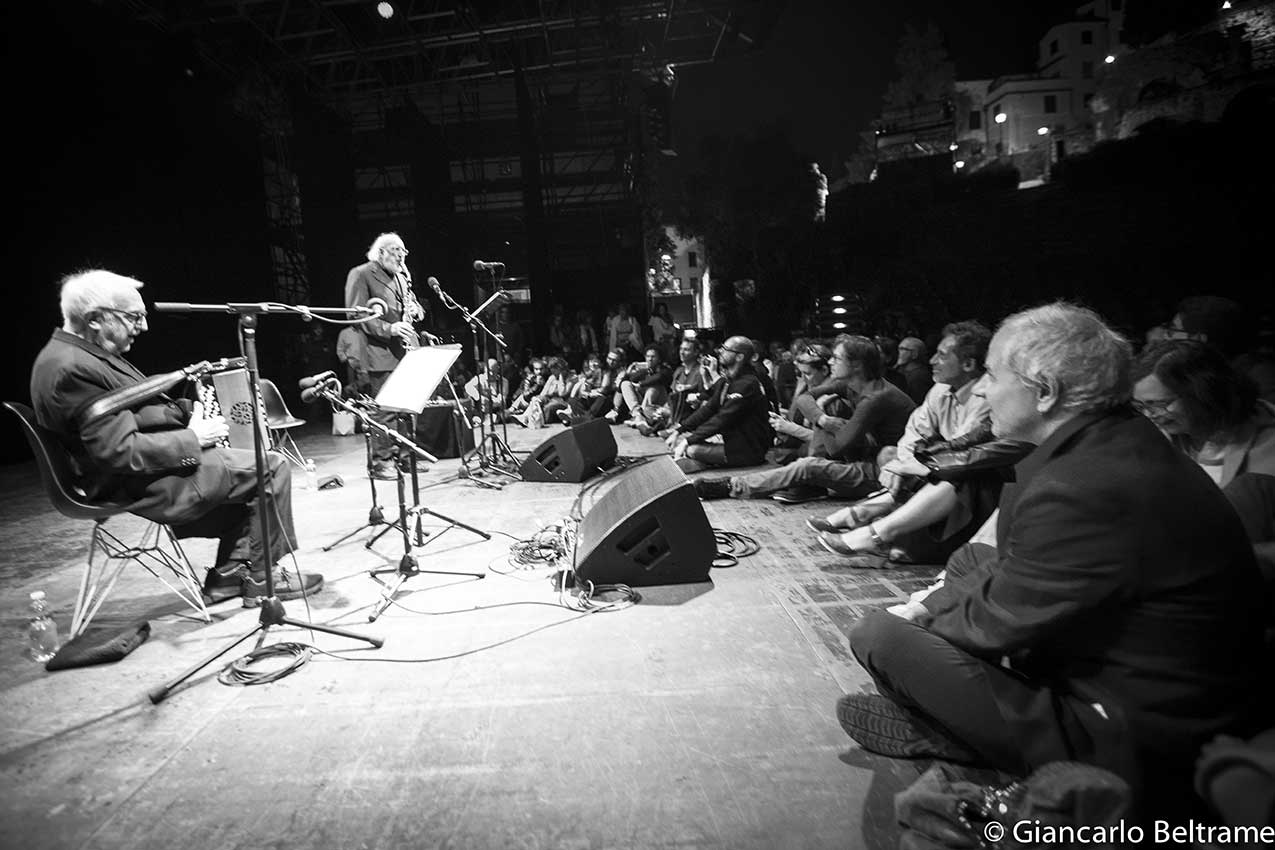 2018-06-22, Teatro Romano, Festival jazz (foto Beltrame)