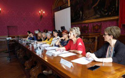 2018-06-06, Convegno Conciliazione vita lavoro alla Loggia di Fra Giocondo (foto Verona In)