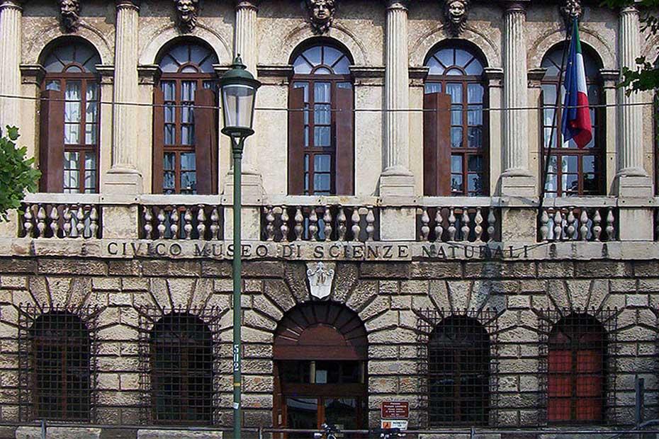Palazzo Pompei, Verona