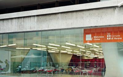 biblioteca civica verona