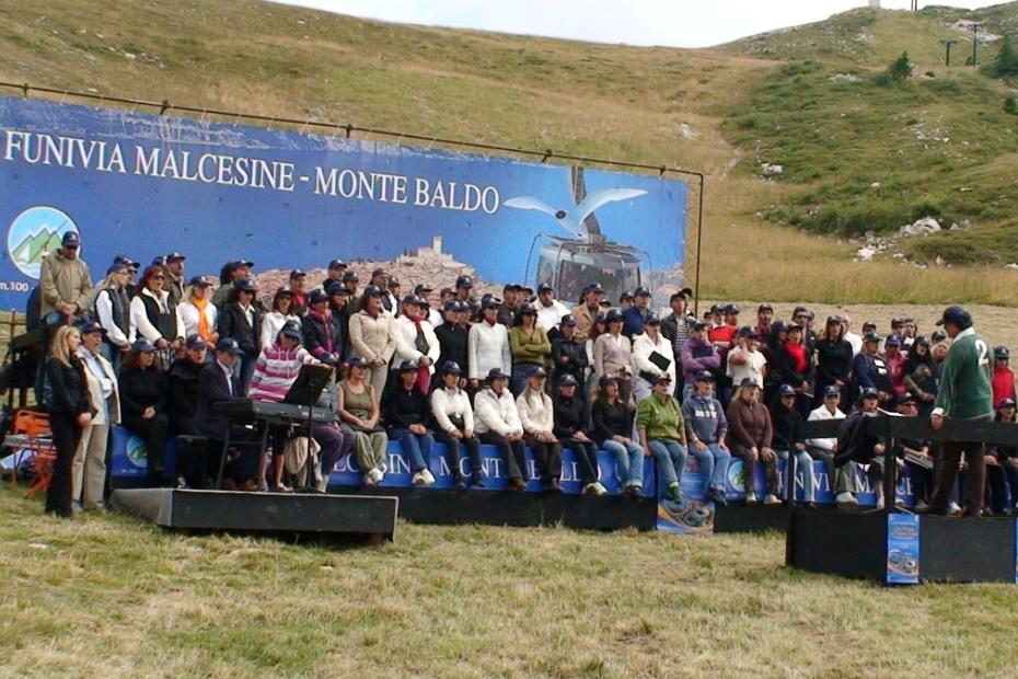 Arena sul Monte Baldo