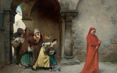 Dante Alighieri a Verona