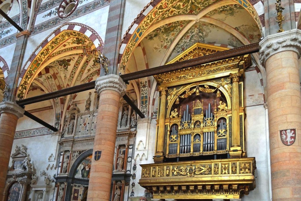 concerti dell'assunta - organo - s.anastasia - verona