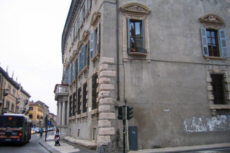 verona - palazzi storici