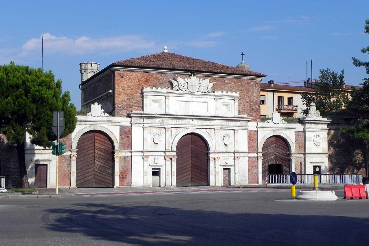 Porta Vescovo, Verona