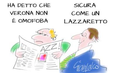 omofobia a Verona
