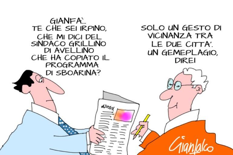 Ciampi sindaco di Avellino