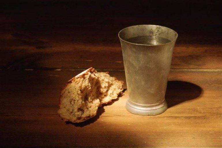 pane e acqua