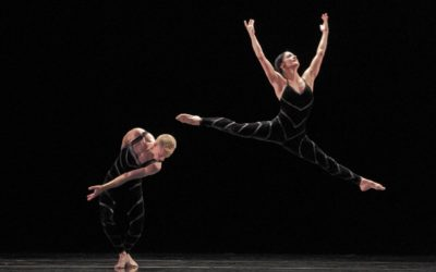 Paul Taylor Dance Company - Promethean fire