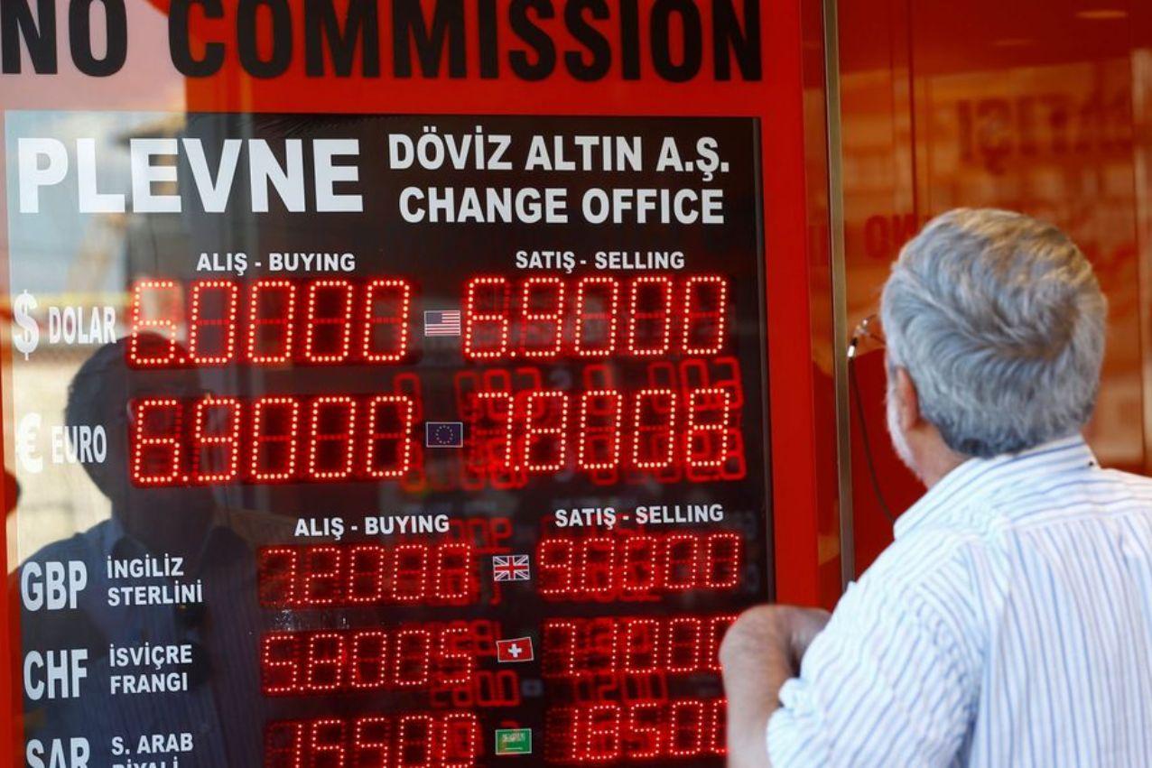 lira turca - turchia - crisi