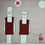 Cino Granata espone a San Zeno l'universo di Jurij Gallino