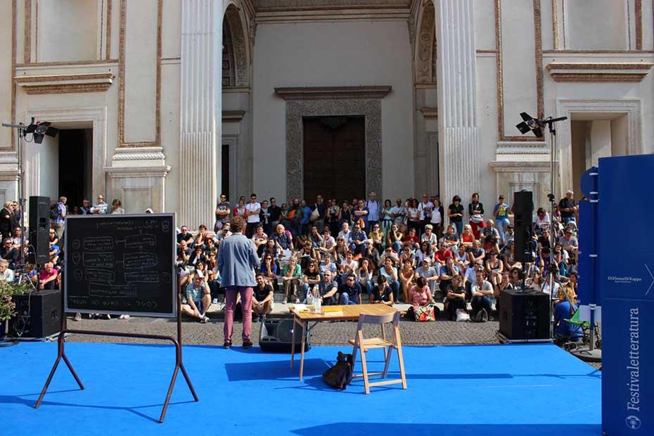 FestivaLetteratura, Mantova