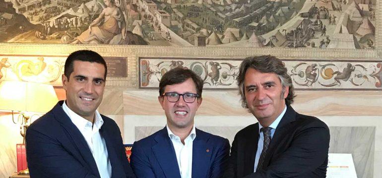 Michele De Pascale, Dario Nardella, Federico Sboarina