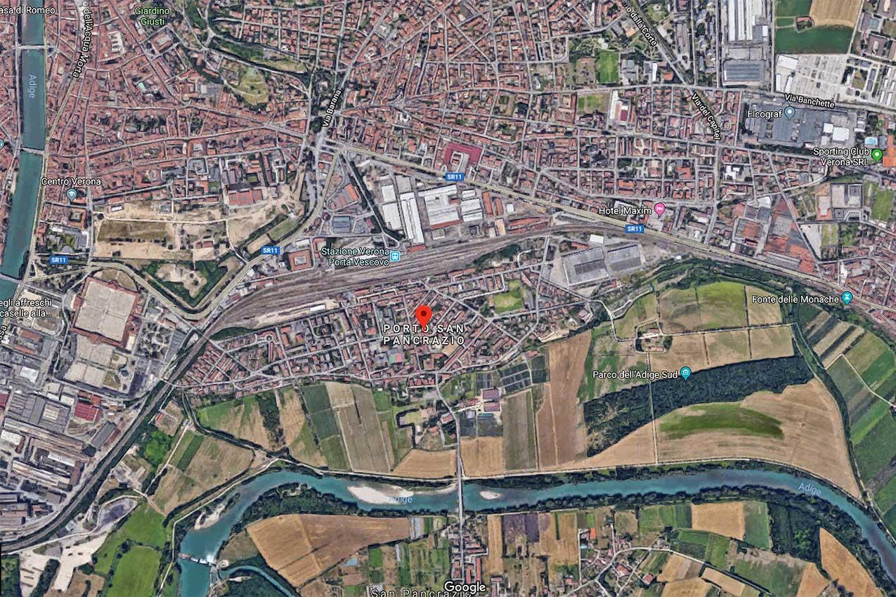 Porto San Pancrazio, Verona