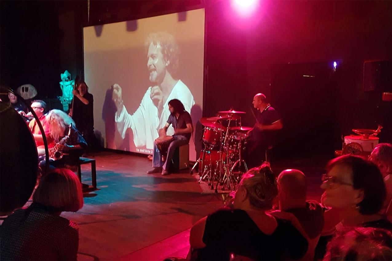 I 50 anni del Teatro Laboratorio, Verona