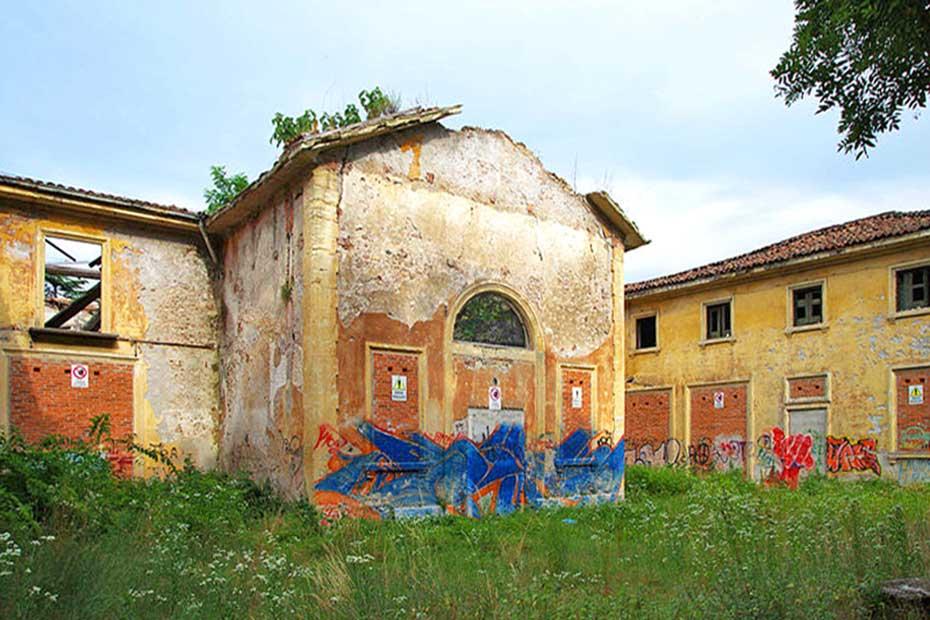 Villa Pulle, Chievo (foto Paolo Villa)