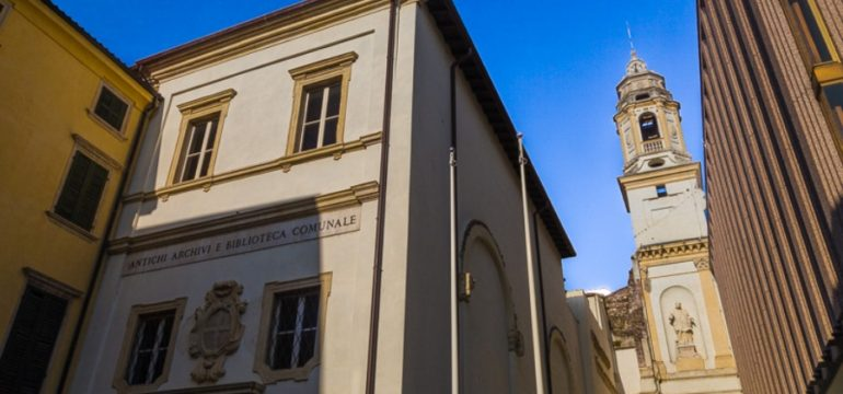 biblioteca civica - verona