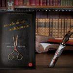 Paolo Regina presenta a Libre il romanzo Morte di un antiquario