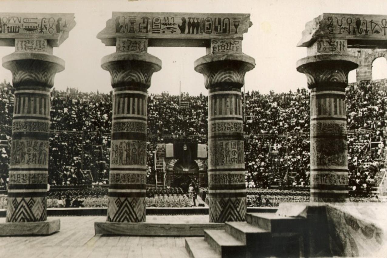 tellio serafin- aida - verona -1913
