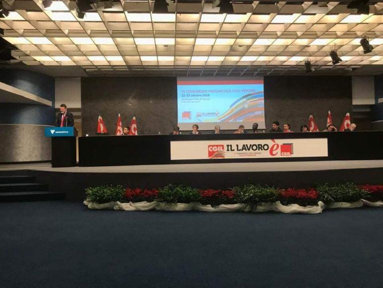 6° Congresso Provinciale CGIL Verona