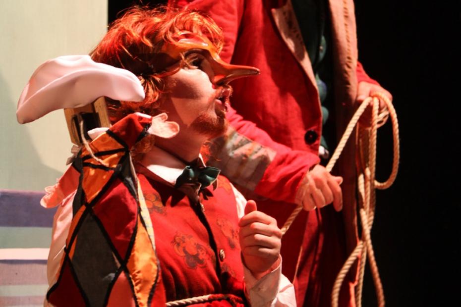 Fondazione Aida - Pinocchio - Barbara Rigon