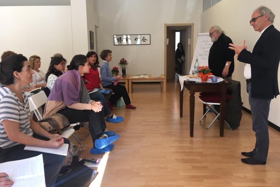 Henning Köhler  - seminario - verona