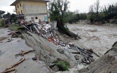 Danni maltempo in Veneto