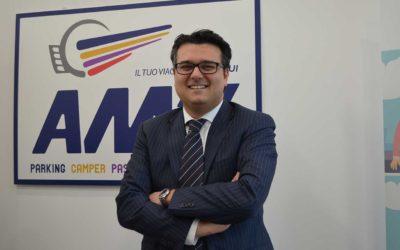 Francesco Barini, presidente AMT Verona
