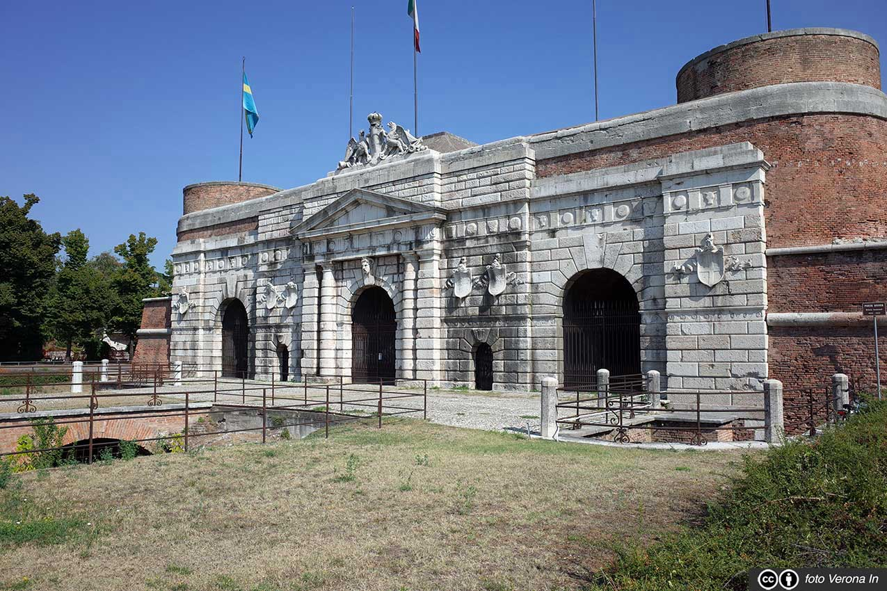 Porta Nuova (Michele Sanmicheli)