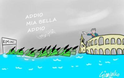 Alpini a Rimini