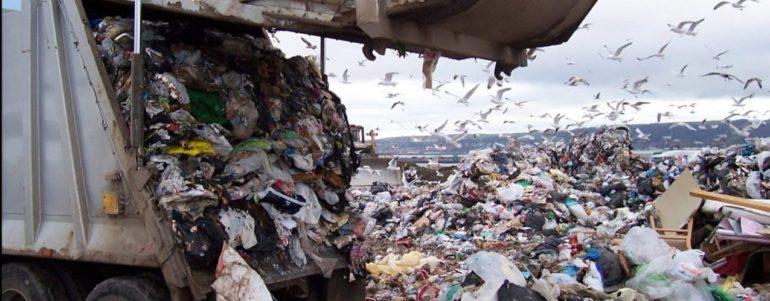 rifiuti - discarica torretta - verona