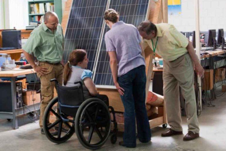 lavoro e handicap