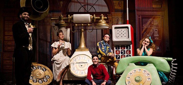 favole al telefono -fondazione aida - famiglie a teatro