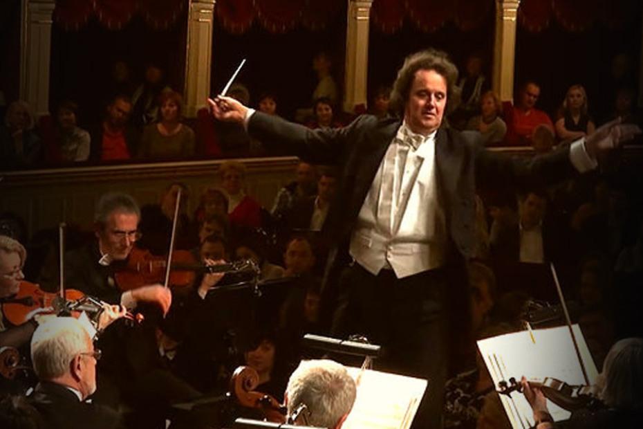 Odessa Philarmonic Orchestra - Hobart Earle - Teatro Ristori