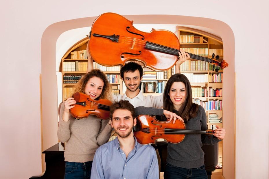 Quartetto Werther - Teatro Ristori