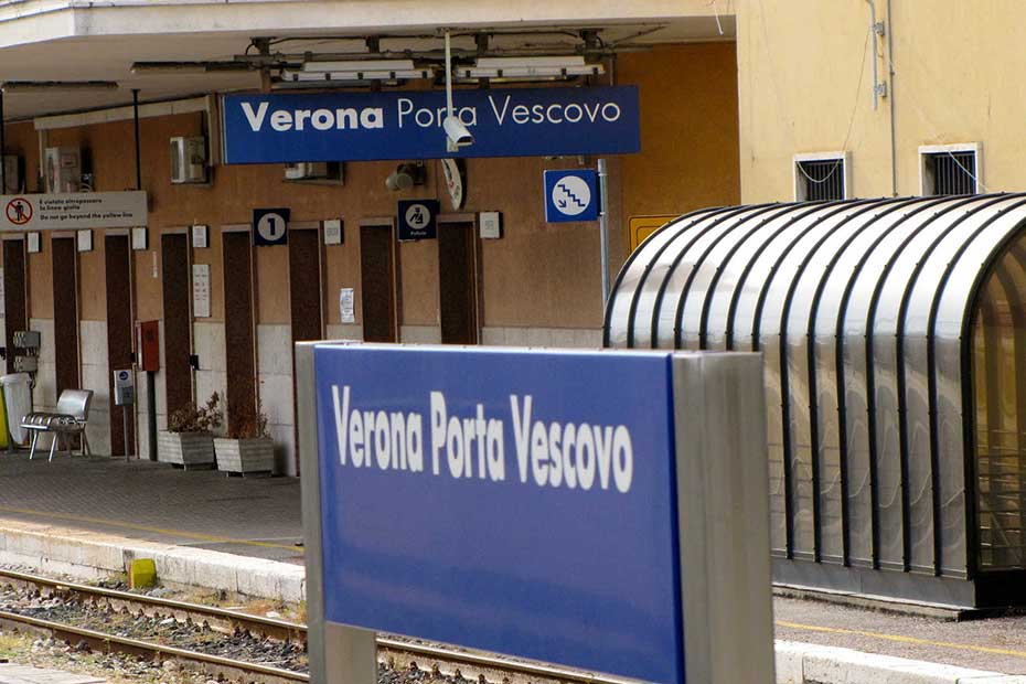 Stazione Verona Porta Vescovo