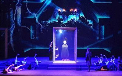 Don Giovanni, allestimento di Enrico Stinchelli