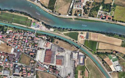 L'ex area Cardi al Chievo (Verona)